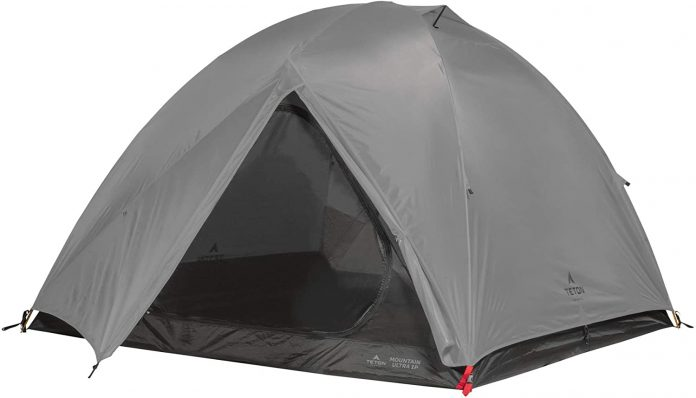 best TETON Sports Mountain Ultra Tent For 1-4 Person Waterproof family tent
