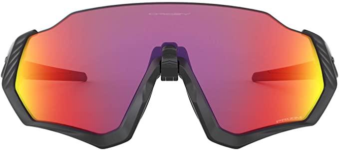 best Oakley Men's Oo9401 Flight Jacket Sunglasses for muntain biking