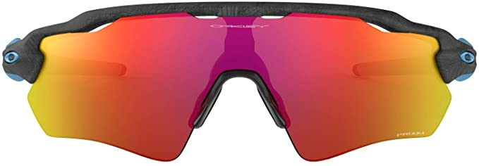 best Oakley Men's Oo9208 Radar EV Path Rectangular Sunglasses for muntain biking