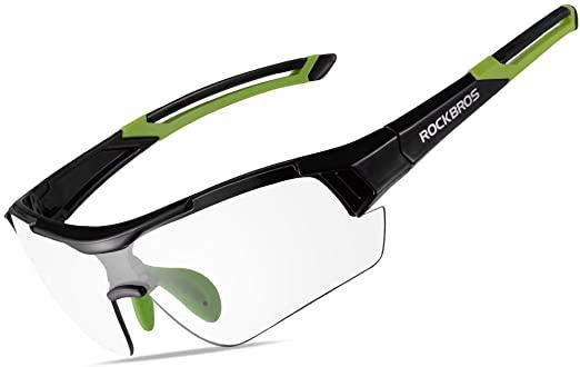 best RockBros Photochromic Sunglasses for muntain biking