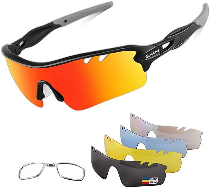best Polarized Sunglasses for muntain biking