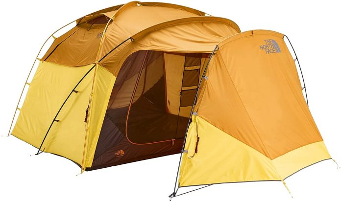 best The North Face WAWONA 6 Waterproof family tent