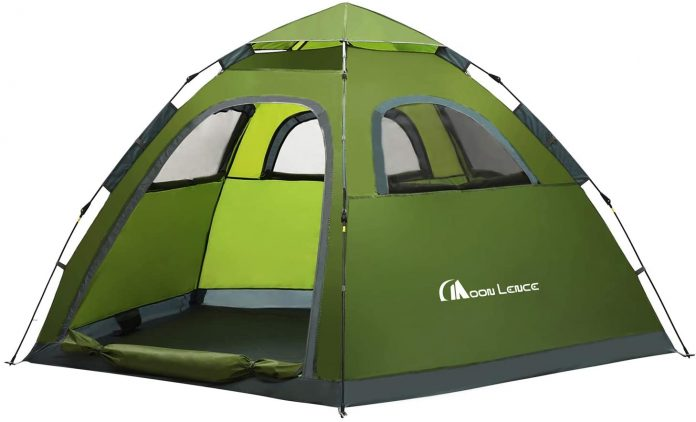 best MOON LENCE Instant Automatic and Portable Family Camping Waterproof family tent