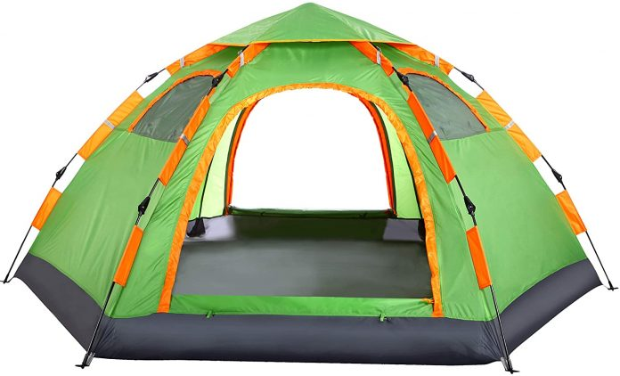 best Wnnideo Instant Family  Pop up Camping Tent