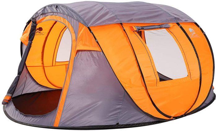best Brabindew Instant Pop up Tent for Camping