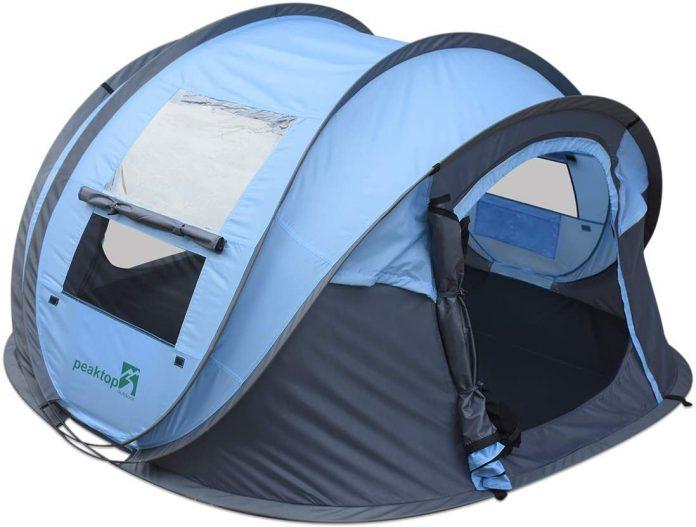 best Peaktop Outdoor 2020 Pop up tent  for Camping