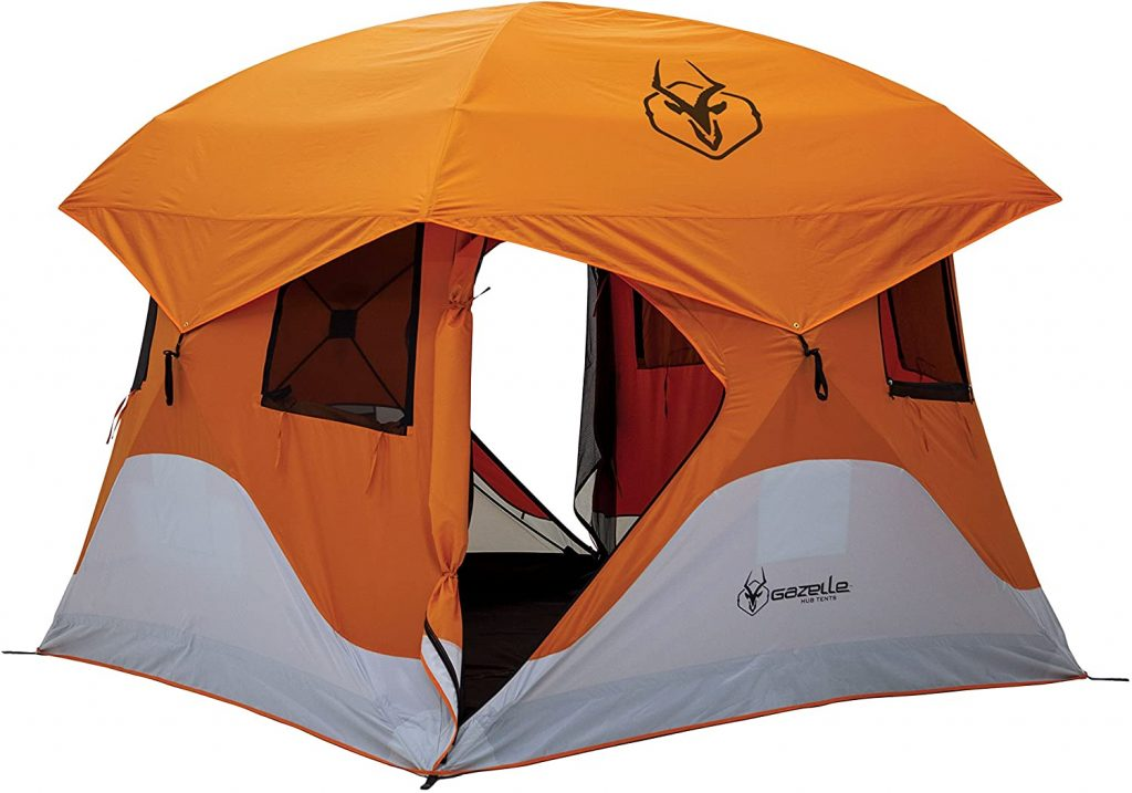 best pop up tent for camping