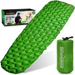 best Outdoorsman Lab Ultralight Sleeping Pad For Camping