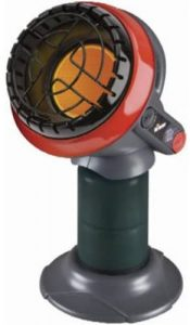 best Mr. Heating F215100 MH4B Little Buddy Heater for tent camping
