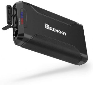 best Renogy 72000mAh 266Wh 12v Power Bank CPAP Battery for Camping