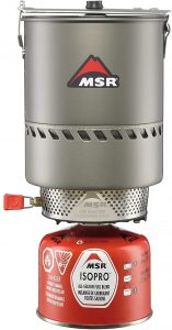 best MSR Reactor Stove System For Alpines Travelers camp Stove backpacking