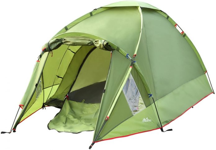 best MOKO Waterproof Family Camping extreme cold weather tent
