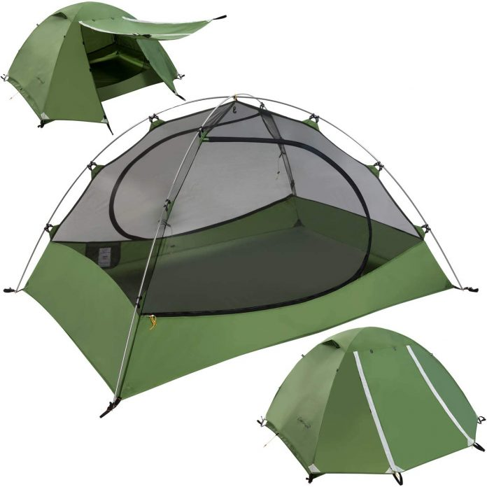 best Clostnature 3-season lightweight waterproof oversized extreme cold weather tents