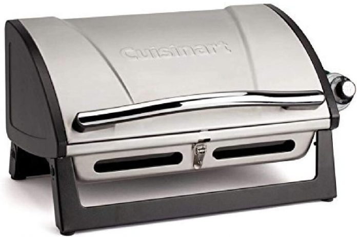 best Cuisinart CGG-059 PropaneGas Grill, Portable For Traveling and Camping