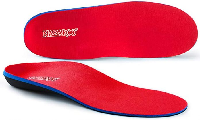 best Shoe Insoles Arch Support Orthotic Plantar Fasciitis running insoles for flat feet