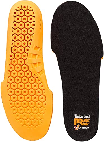 best Timberland PRO Men's Anti-Fatigue Technology Replacement Running Insoles for flat feet