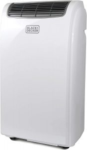 Black + Decker BPACT08WT Portable Air Conditioner for camping