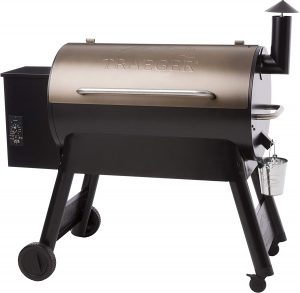 best Traeger Grills TFB88PZBO Pro Series 34 Pellet Grill and Smoker, 884 Sq. In. Cooking Capacity
