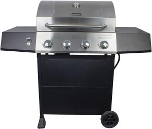 best Cuisinart CGG-7400 Propane Four-Burner Gas Grill