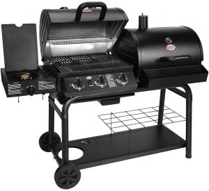 best Char-Griller 5050 Duo Gas-and-Charcoal Grill