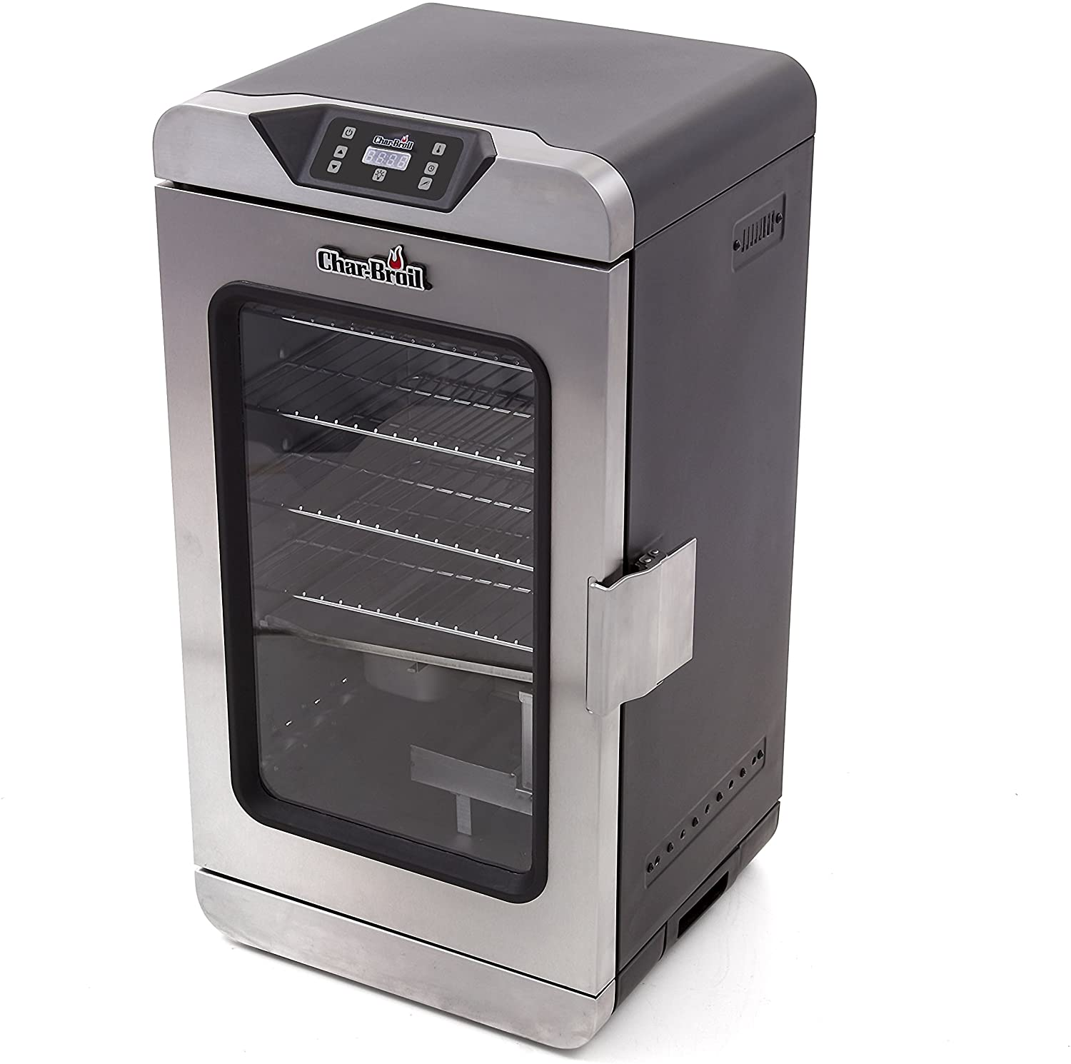 best Char-Broil Deluxe 17202004 Digital Electric Smoker