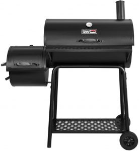best Royal Gourmet CC1830F Charcoal Grill and Offset Smoker