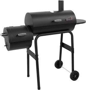 best Char-Broil 12201570-A1 American Gourmet Offset Grill and Smoker