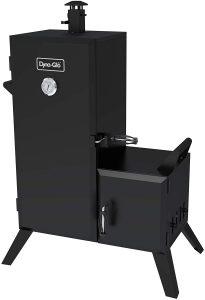 best Dyna-Glo DGO1176BDC-D Offset Charcoal Smoker