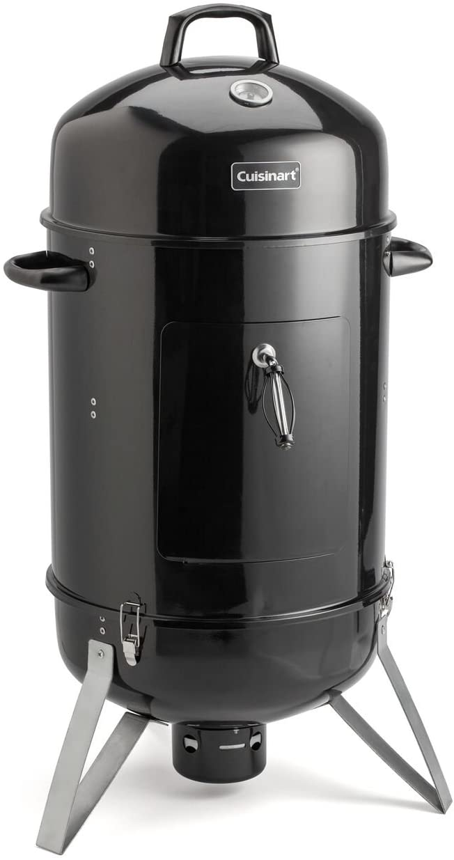 best Cuisinart COS-118 Charcoal Smoker Grill
