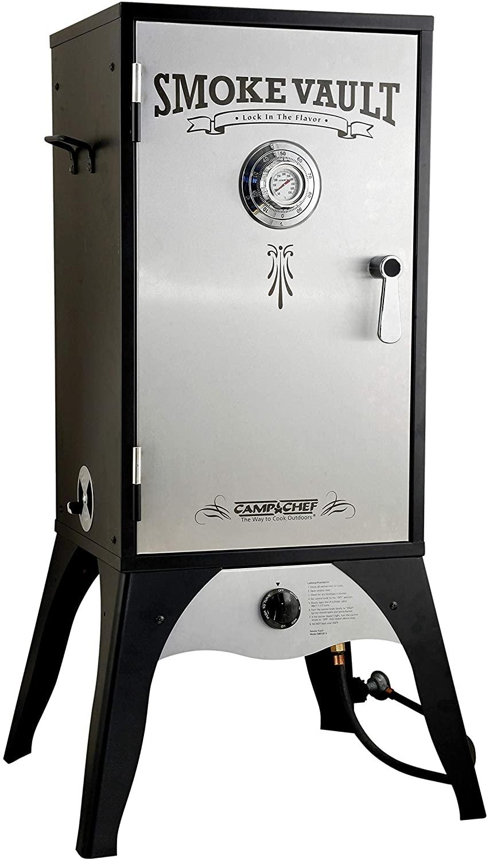 "best Camp Chef Smoke Vault, 18"" Vertical Smoker"