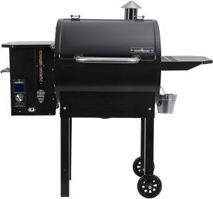 best Camp Chef SmokerPro DLX Pellet Grill w/NEW PID Technology - Black