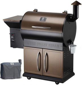 best Z Grills Wood Pellet Grill and Smoker Innovative 2020 Digital Control 700 Cooking Area 8-in-1 Versatility