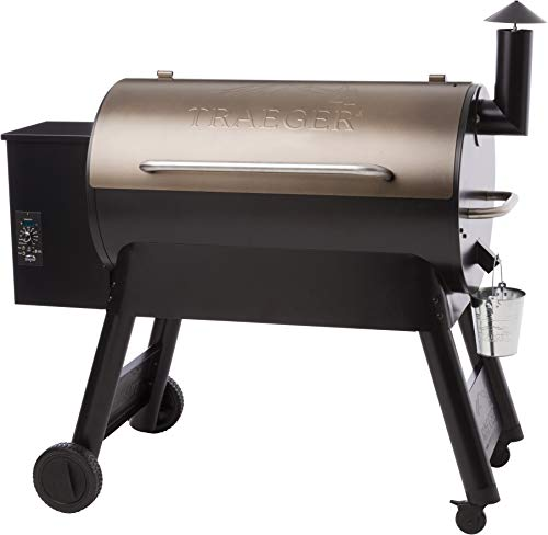 best Traeger Grills TFB88PZBO With Pro Series 34 Pellet Grill and Smoke