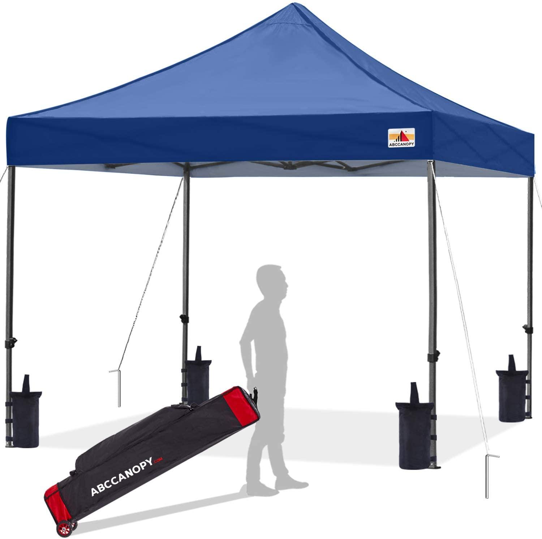 best ABCCANOPY Patio Pop Up Canopy Tent