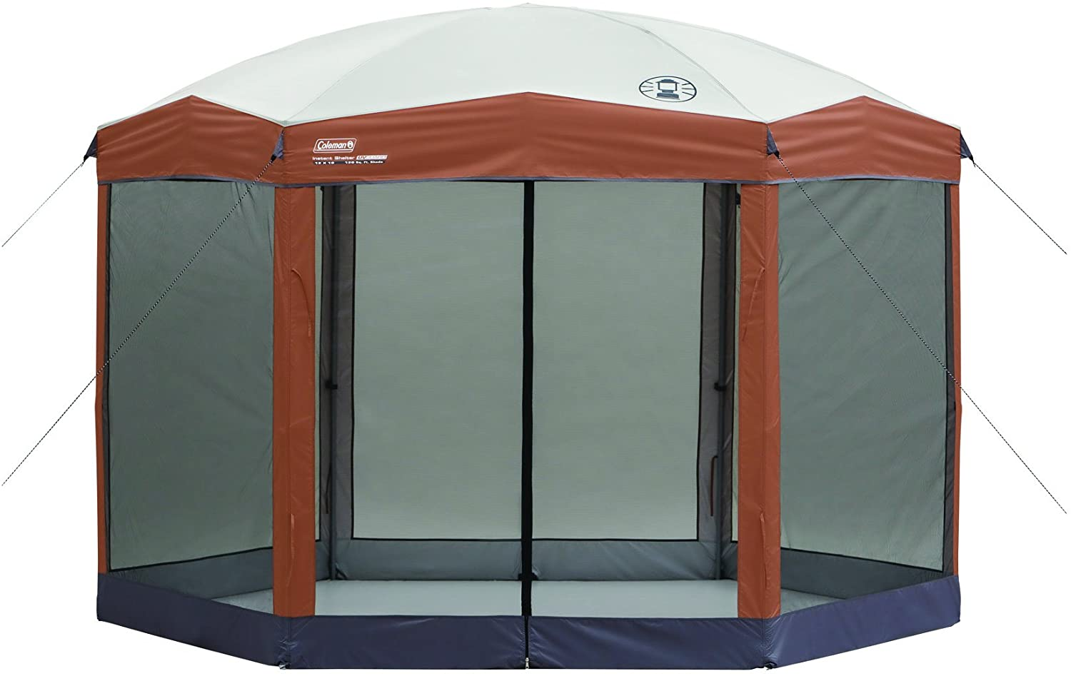 best Coleman Back Home Screened House Canopy Tent With Instant Setup