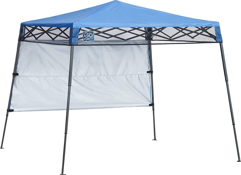 best Quik Shade Go Hybrid Sun Protection Slant Leg Pop Up Canopy Tent