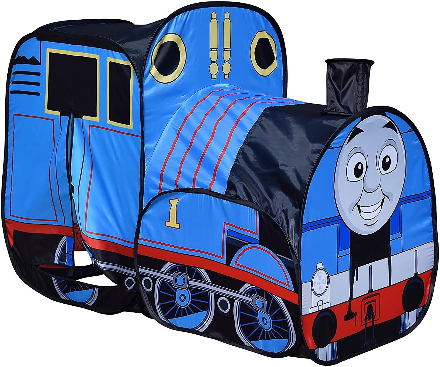 best Sunny Days Entertainment Thomas & Friends Tent – Portable Play Tent For Children