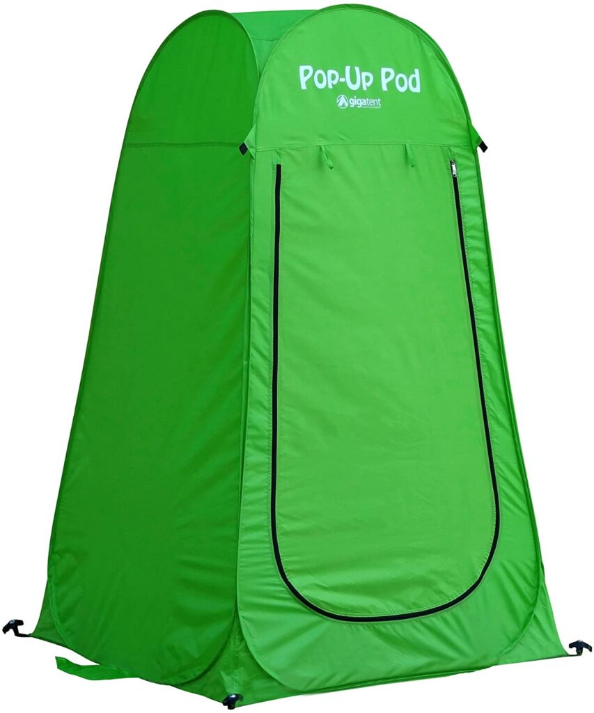 best pop up privacy tent