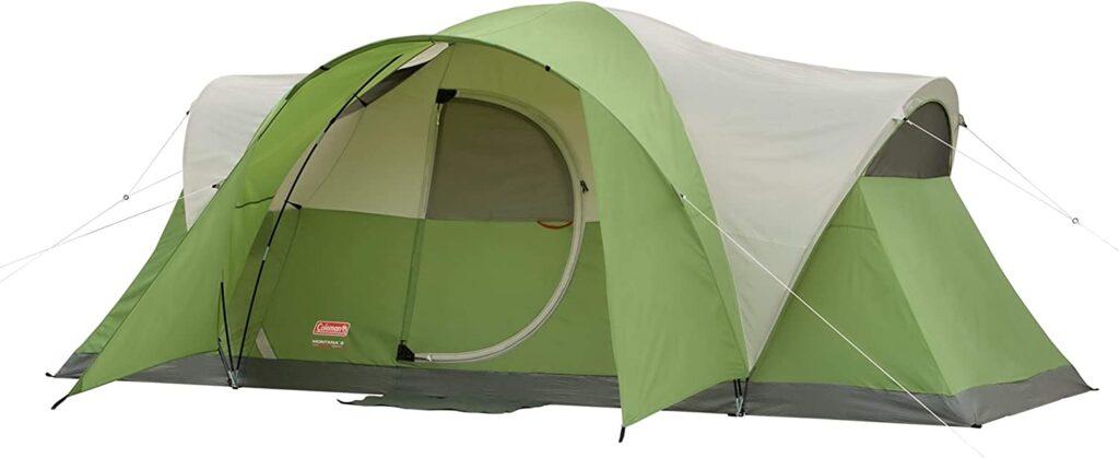 best Coleman Elite Montana Easy to Set 8-Person Green pop up Tent