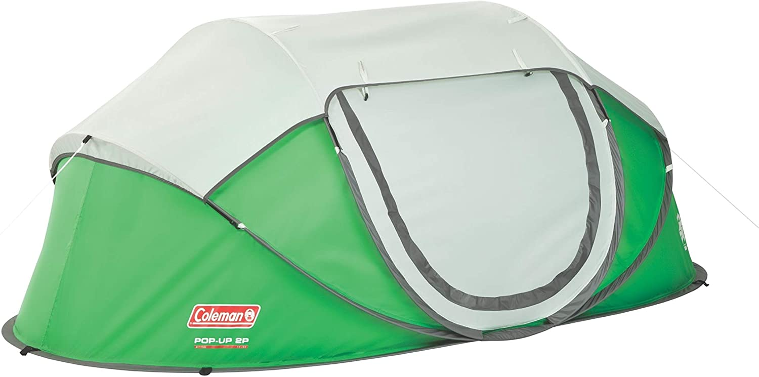 best Coleman Pop-Up Tent for Four Person