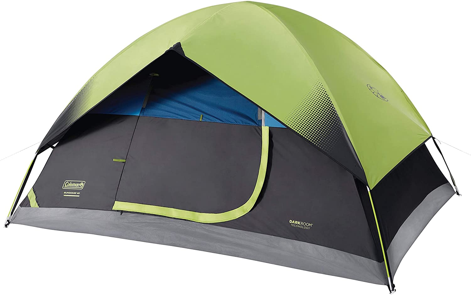 best Coleman Dome Pop-Up Tent for Camping