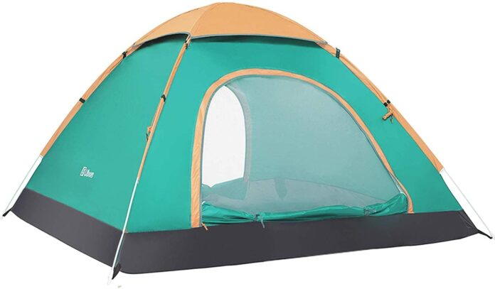 best Ubon Instant LightweightI Dome Pop Up Tent for 2-3 Person