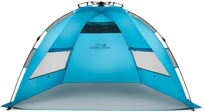 best Pacific Breeze Beach pop up Tent