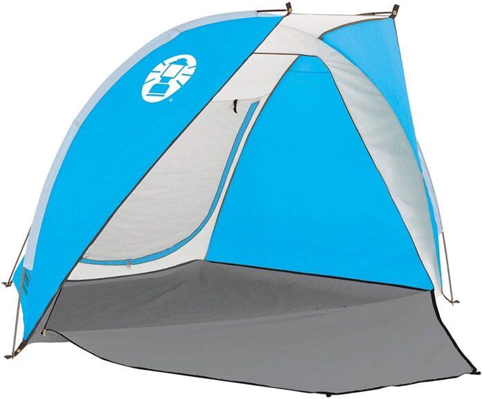 best Coleman Beach Tent Shade Shelter  pop up Tent for beach