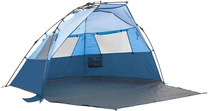 best Lightspeed Instant Pop Up Canopy Beach Sun Shelter pop up Tent for beach