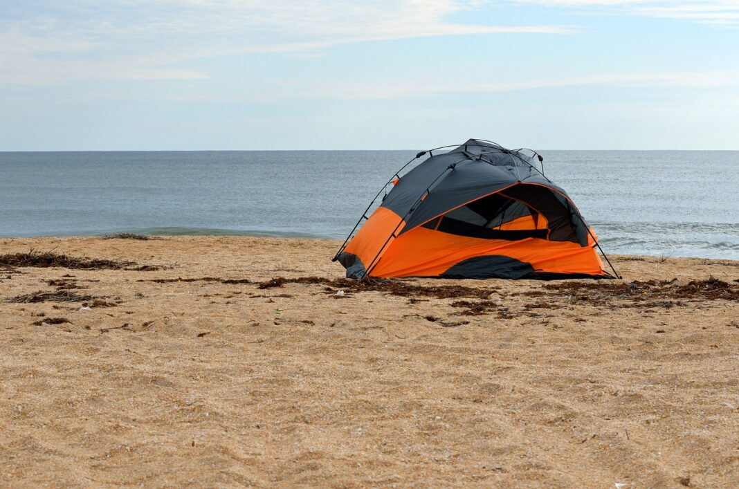 Best Pop Up Tent For Beach