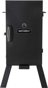 best Masterbuilt MB20070210 Black Smoker with 3 Smoking Racks