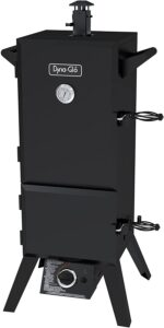 """best Dyna-Glo DGY784BDP 36"""" LP Gas Smoker in Vertical"""