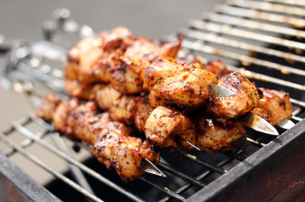 Smoked Chicken Thighs Boneless